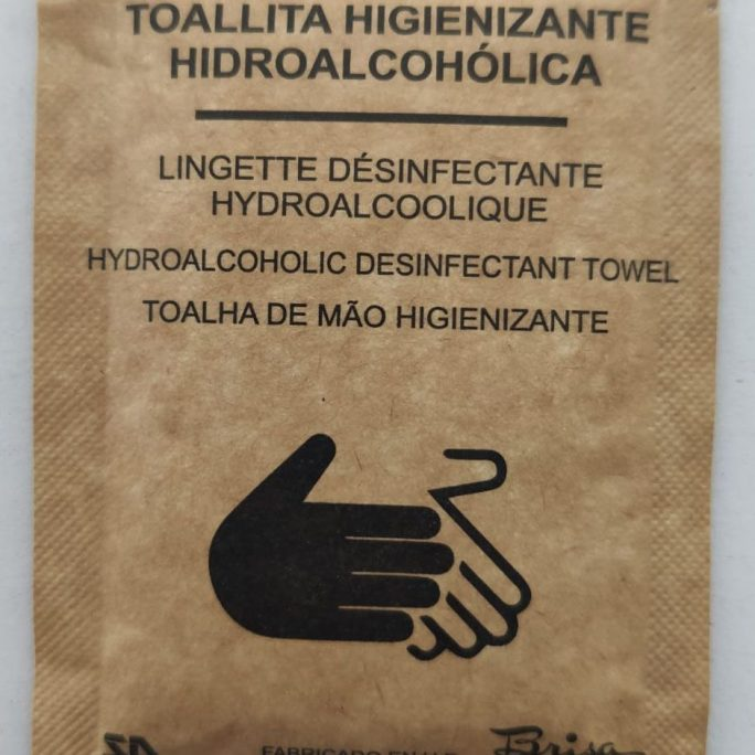 Toallitas limpiadoras